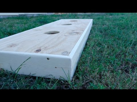 How to Make Washer Boards! (Redneck Horseshoes)