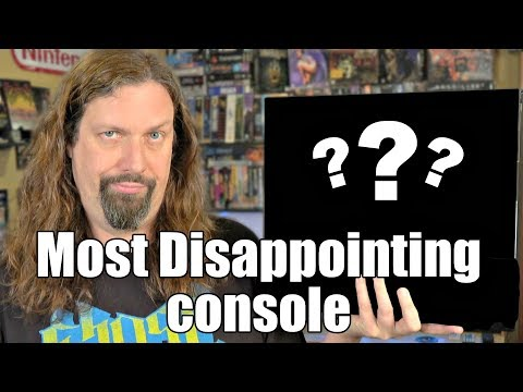 My MOST DISAPPOINTING Game Console - This thing SUCKS!!