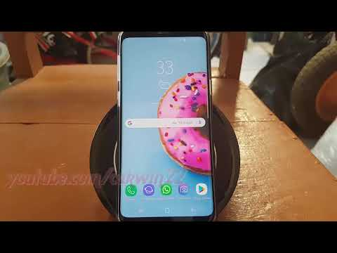 Samsung Galaxy S9 How to Enable or Disable Screen saver (Android Oreo)