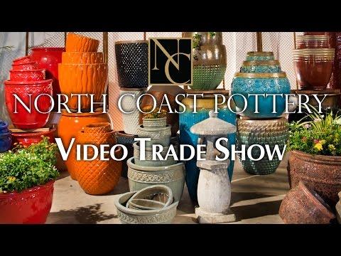 North Coast Pottery- Video Trade Show