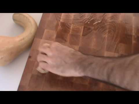 how to oil wood counters