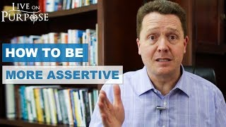How To Develop Assertiveness