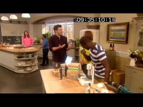 Brewbot on Weekend Kitchen with Waitrose - Channel 4