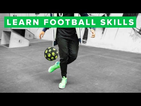 You Will Learn These 2 Football Skills in 3 MINUTES!