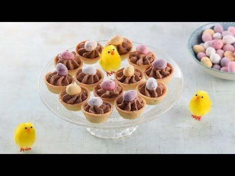 Mini Eggs Chocolate Cheesecake Bites Recipe