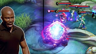 Mobile Legends WTF |  Funny Moments 129