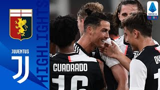 Genoa 1-3 Juventus | Dybala, CR7 & Douglas Costa all on target in Juve win over Genoa! | Serie A TIM