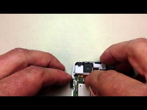 Droid XT912 Headset Jack Replacement