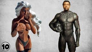 Top 10 Black Superheroes