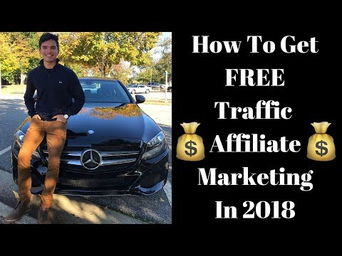 3 Steps To Drive FREE Traffic To Your Affiliate Link | Affiliate Marketing in 2018