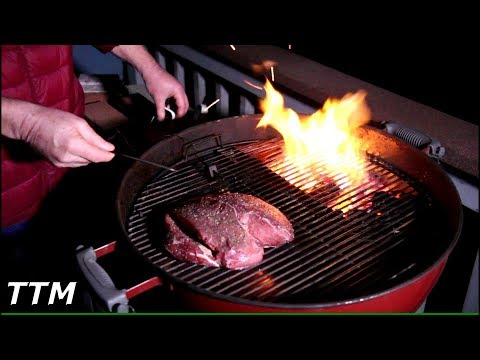 How to Cook a Ball Tip Roast on the Grill