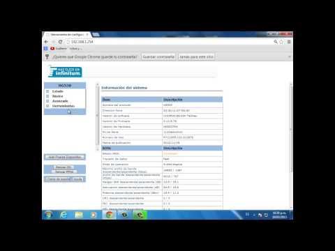cambiar configuracion WEP a WPA-WPA2