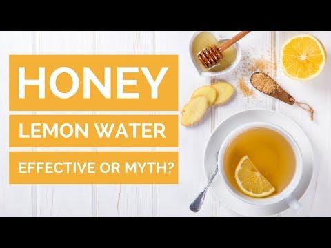 Honey Lemon Water: An Effective Remedy or Urban Myth?