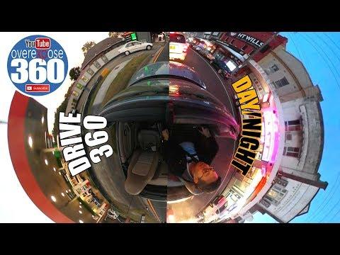 Drive 360 -  Day/Night 360 - 360 Video