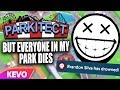 Parkitect But Everyone In My Park Dies