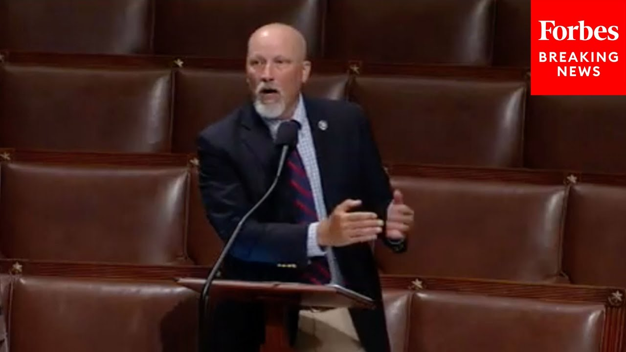 'I Can Go Example By Example': Chip Roy, Fellow Republicans Air Grievances Against Biden Admin, Dems