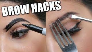 Eyebrow Hacks That Everyone Should Know