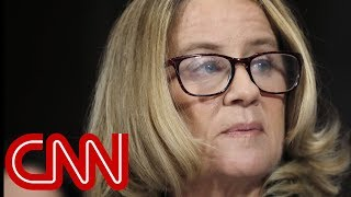 Kavanaugh accuser Blasey Ford describes alleged attack