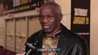 Download FLOYD MAYWEATHER SR'S REACTION TO CRAWFORD VS KHAN! ″HE PROBABLY GONNA GO TO SLEEP AGAIN!″ Video