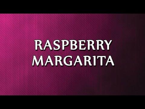 Raspberry Margarita | EASY TO LEARN | HOW TO MAKE EASY RECIPES