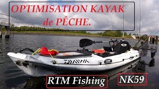 OPTIMISATION  KAYAK PECHE  🙂NK59🙂