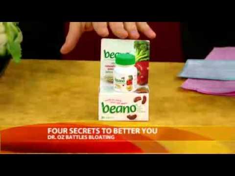 Bloating Remedies - Tips From  Dr Mehmet Oz