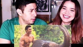 JUNGLEE | Vidyut Jammwal | Chuck Russell | Teaser Trailer Reaction!