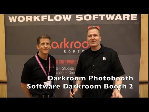 Darkroom Booth 2 Photo Booth Software: By John Young of the Disc Jockey News
