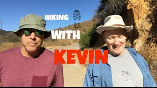 HIKING WITH KEVIN - CONAN O