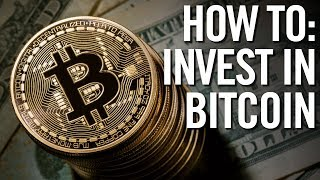 HOW TO INVEST IN BITCOIN! 📈 HOW TO BUY BITCOIN IN 2017!