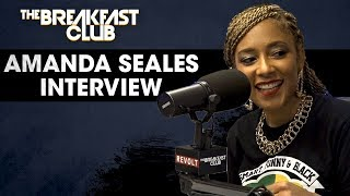 Download Amanda Seales On Her 'Smart, Funny & Black' Tour, Social Media Ranting, Hip-Hop + More Video