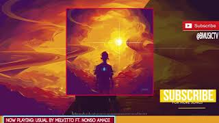 Melvitto - Usual Ft. Nonso Amadi (OFFICIAL AUDIO 2017)