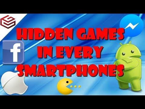 Best Hidden Games in FB Messenger App | How to Play them??