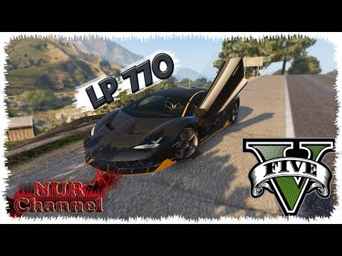 GTA V Bugatti veyron vs Lamborghini centenario