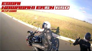 Kawasaki Er-6n 650 | Test Artomoto