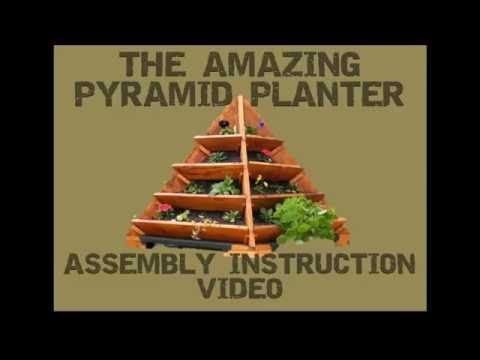 Pyramid Assembly Instruction Video