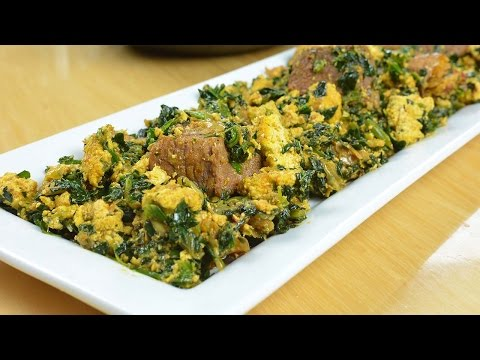 How to make Nigerian Egusi Soup/ Stew - Chef Lola's Kitchen