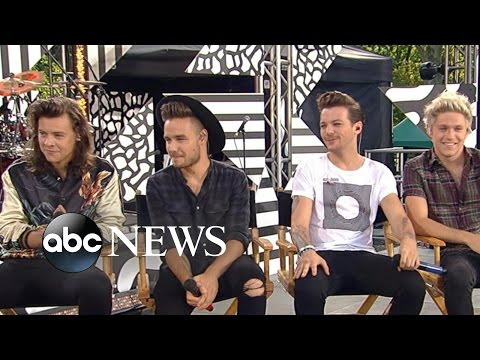 One Direction 1D - FULL INTERVIEW | Louis Tomlinson Talks Fatherhood on GMA | Good Morning America