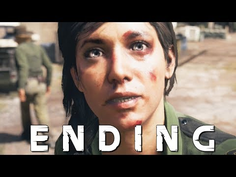FAR CRY 5 ENDING *BAD ENDING* / FINAL MISSION Walkthrough Gameplay Part 46 (PS4 Pro)
