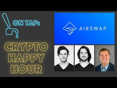 AirSwap's Michael Oved on Decentralized Exchanges, Ethereum and Crypto Infrastructure