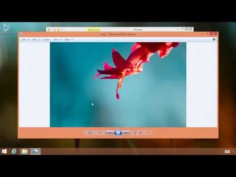 How to Switch Default Image Viewer in Windows 8