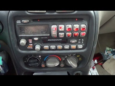 2002 Pontiac Grand AM Temperature Control Panel Fix