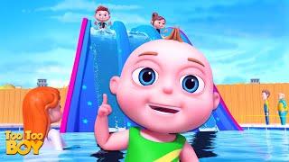 Pool Pool Episode   TooToo Boy   Cartoon Animation For Children   Videogyan Kids Shows