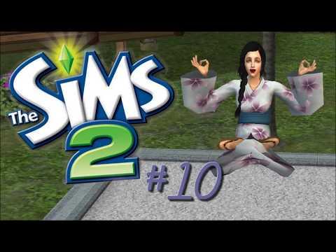 The sims 2: Wyzwanie Wakacyjne - Wioska Takemizu,