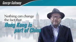 Nothing can change the fact that Hong Kong is part of China