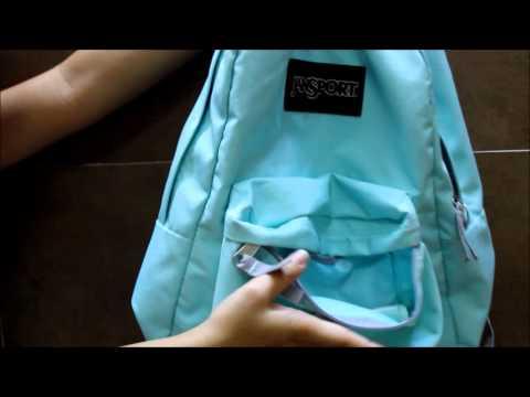 Review Jansport Bag