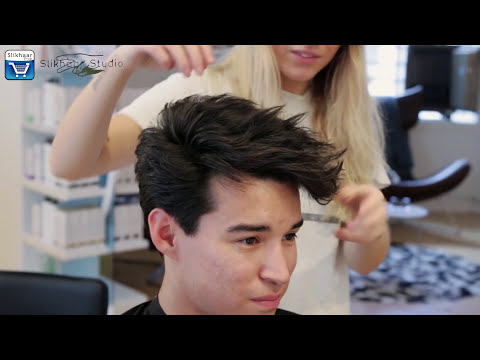 Monday Hair Inspiration | Porter Robinson | Men's Hair Tutorial