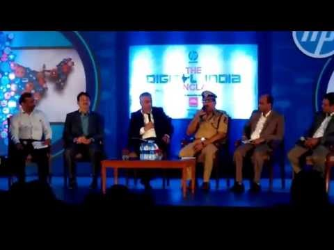DIGITAL INDIA CONCLAVE -2016 - HYDERABAD POLICE