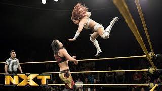 Kairi Sane vs. Shayna Baszler: WWE NXT, Feb. 28, 2018