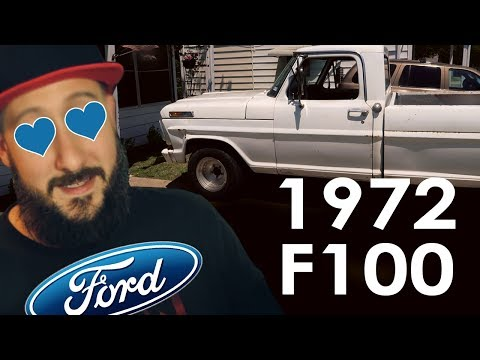Getting My 1972 Ford F100 and Putting It To Work!
